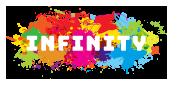 Logo Escola Infinity Colorido