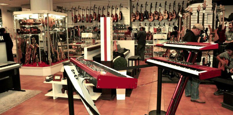 Como escolher um instrumento musical?